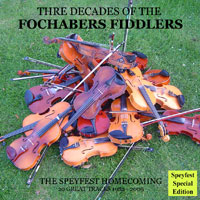 Three Decades of The Fochabers Fiddlers CD